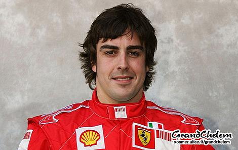 Alonso Ferrari World Alonso With Ferrari's Debut