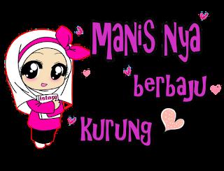 "contest "" MANISnya berbaju KURUNG "" by lulu iy"