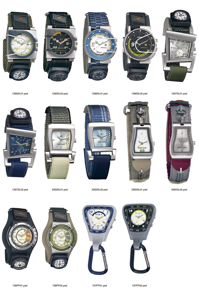 Fast Track Watch Price List In India