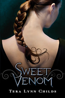 sv hc reveal Cover Reveal: Sweet Venom by Tera Lynn Childs