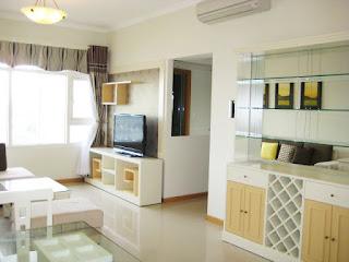 Cho thuê căn hộ Saigon Pearl 2 phòng ngủ