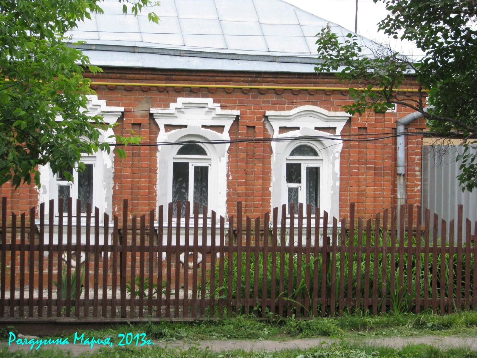 г.Сапожок, Рязанская область