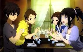 anime detective manga misterio humor