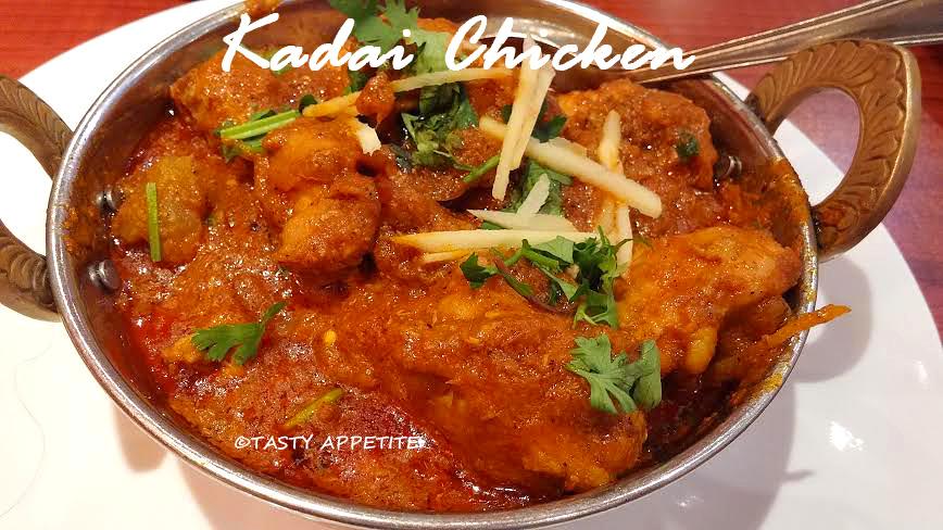 Kadai chicken recipe spicy karahi chicken side dish for rotis 22 forumfinder Images