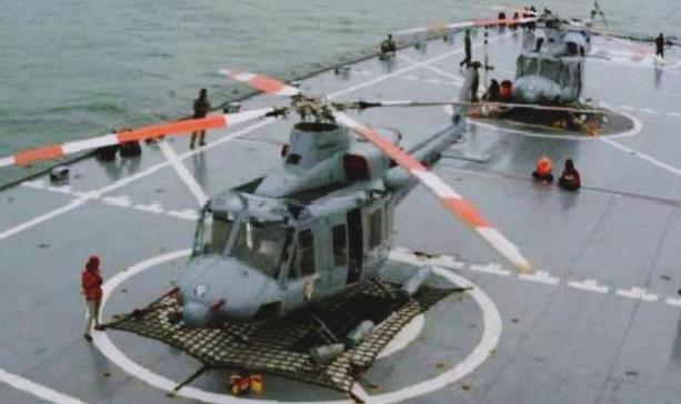 Gambar pembelian 11 helikopter tempur terbaru TNI AL untuk skuadron 100 pemburu kapal selam