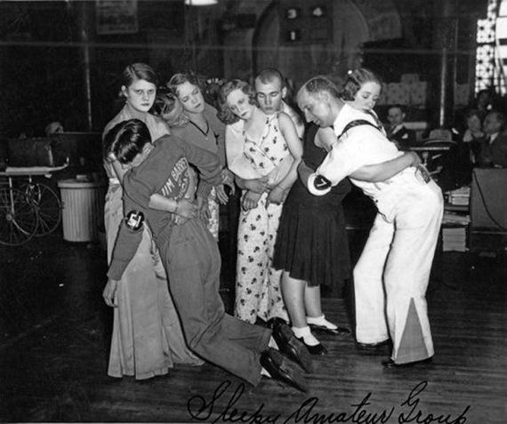Blondie Cuts a Rug: Dance Marathons of the 1920's and 1930's