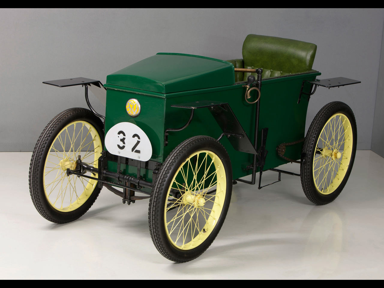 Slaby-Beringer Electric Car 1919-1924 | Luxury and Fast Cars