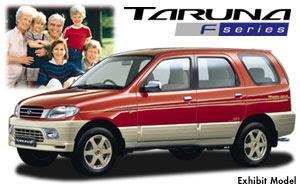 Keunggulan daihatsu taruna adalah pada mesin mobil yang relatif irit