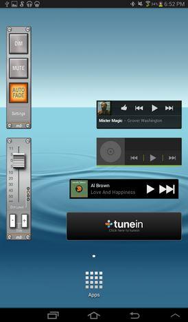التنبيهات AudioBar Media Volume Widget,بوابة 2013 1.JPG