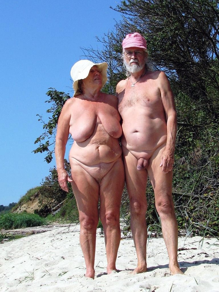 in camp nudist couple Mature