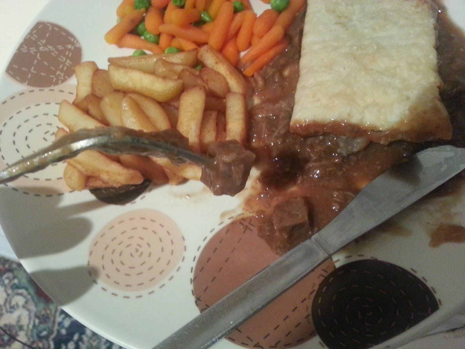 kershaws steak pie