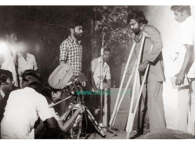 'Thalaivar' Rajinikanth in 'Bhairavi' Movie