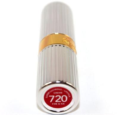 Revlon, Revlon Vintage Super Lustrous Lipstick Fire and Ice, lips, lipstick, 1980s, 1980's, 80's beauty, vintage beauty