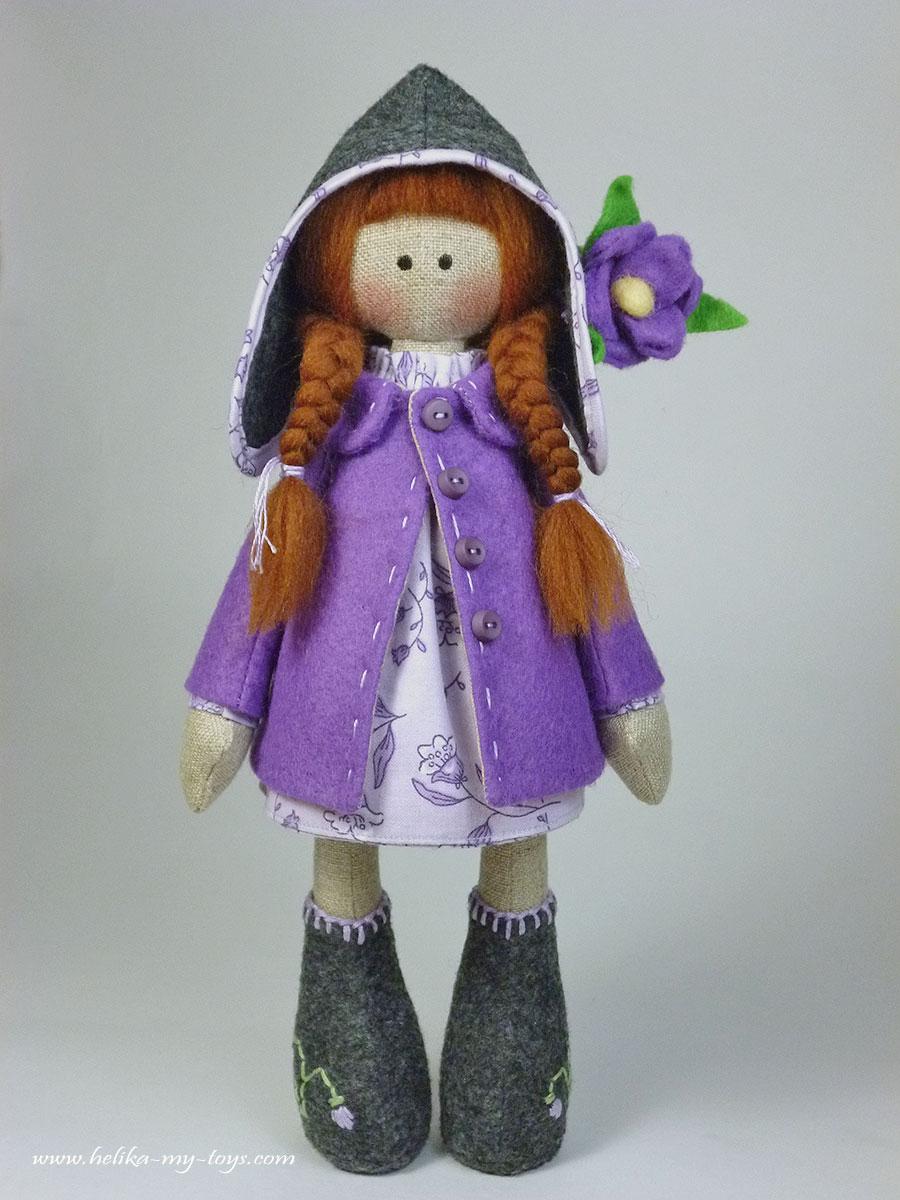 Фото своими руками тряпичные куклы