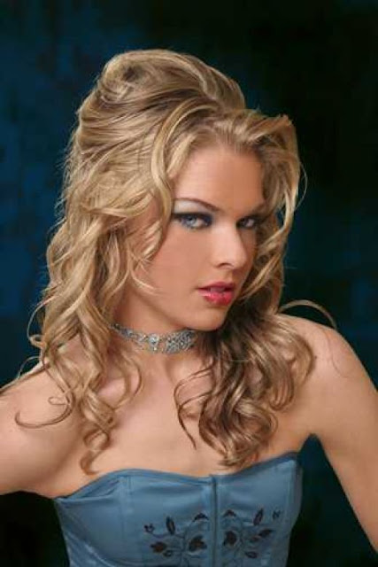 Prom Hairstyles Long Curly