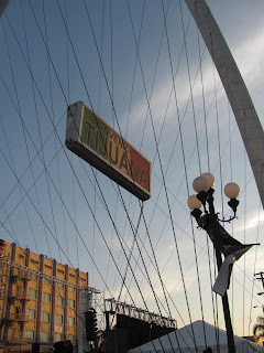 Tijuana's Arch at beginning of Ave. Revolucion
