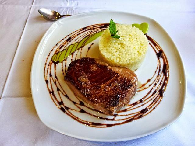 Tuna Fish and rice