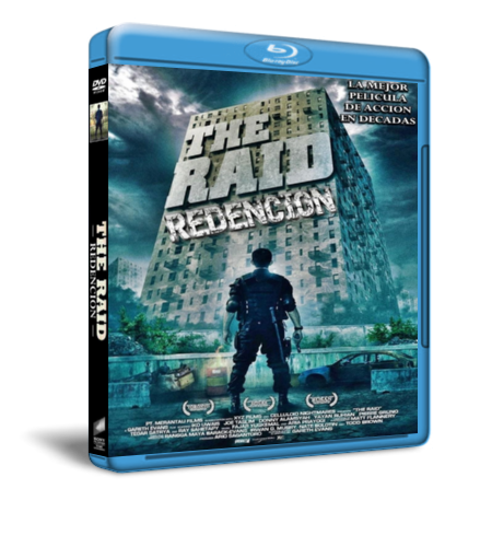 The Raid Redemption (2011) BRRip XviD Español Latino