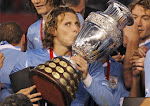 Campeón Copa Ámerica 2011:
