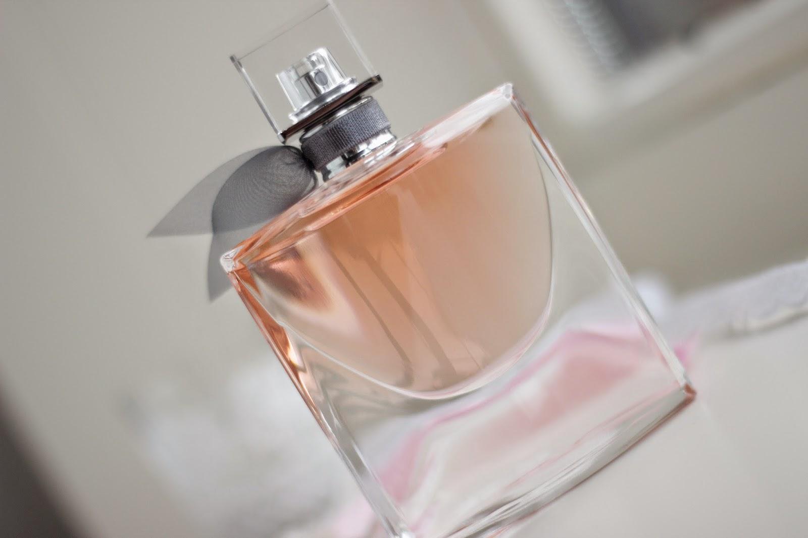 Lancôme la vie est belle eau de parfum review
