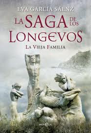 La saga de los longevos. Eva Garca Senz