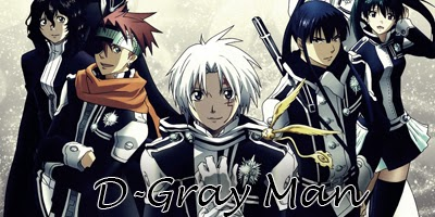 D-Gray man board