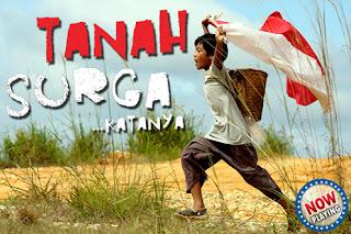 Download Film Tanah Surga ... Katanya (2012) - Film Terbaik FFI 2012