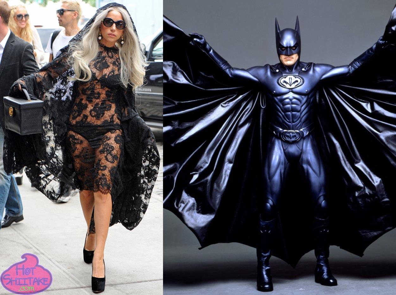 Lady Gaga Batman