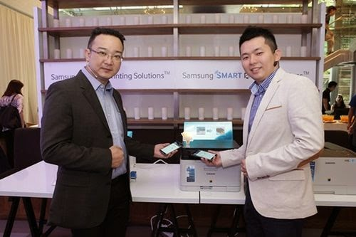 Samsung brings in mobile printers for mobile Malaysian enterprise