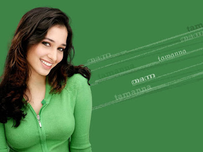Tollywood Girl Tamanna Wallpaper