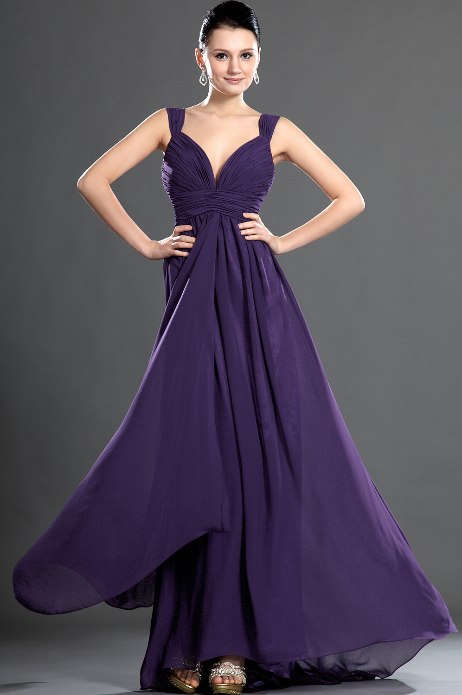 Robe soiree pour femme 2012