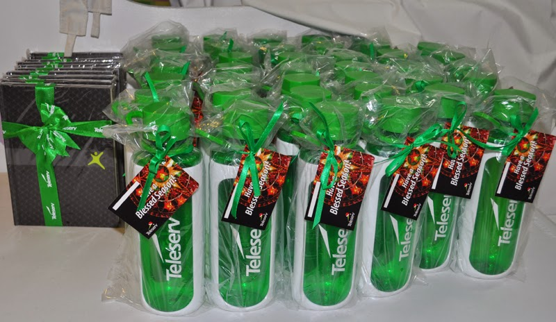 Unique christmas giveaways philippines