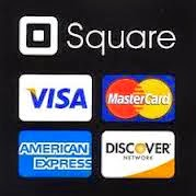 I take Square Credit Card payment