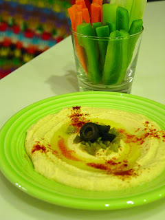 Traditional Hummus  from Soup Spice Everything Nice