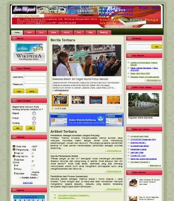 template Garuda indonesia 2