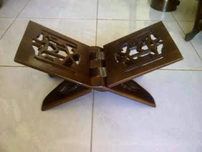 HASIL KRAF KAYU JATI, KAYU MALAYSIA