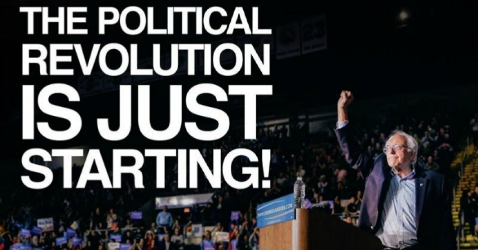 Our Revolution Continues -- The Bernie Blog