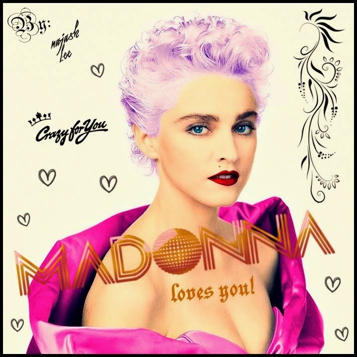 Madonna Loves You! FACEBOOK