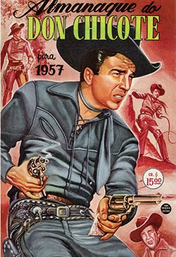 ALMANAQUE DON CHICOTE 1957