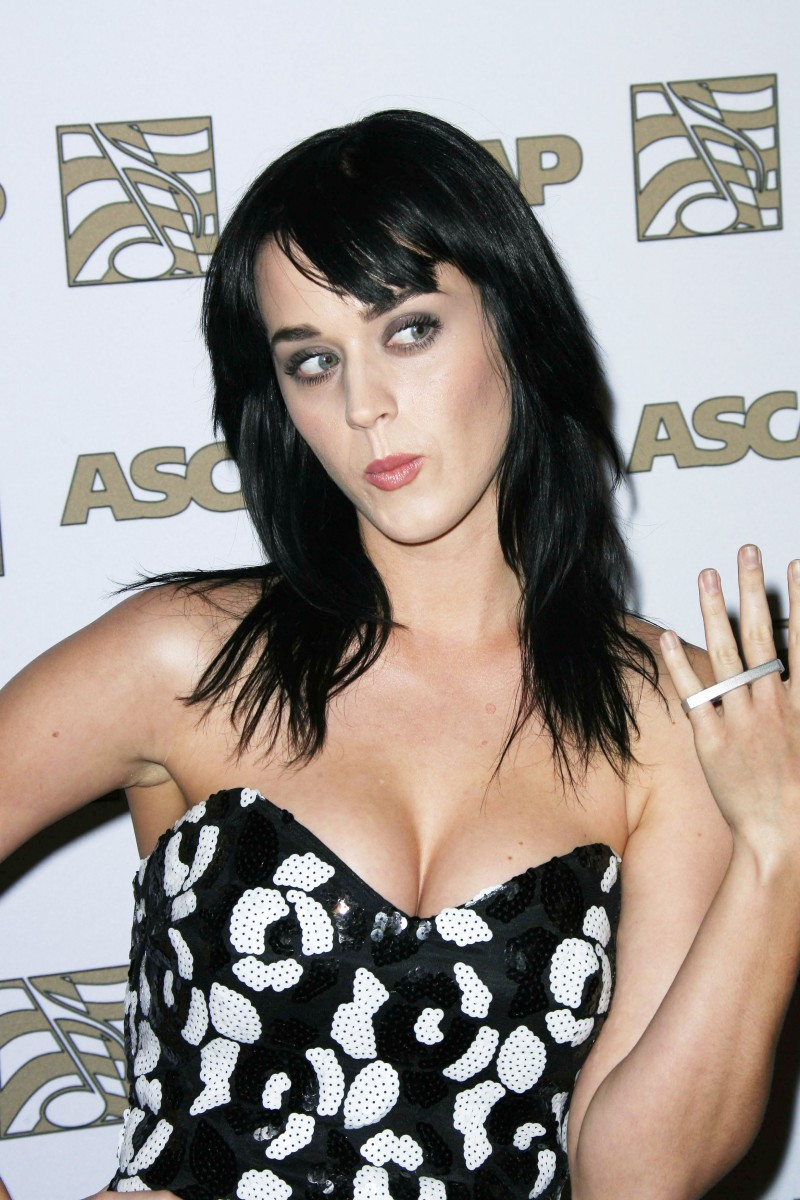 Katy Perry Medium Hair