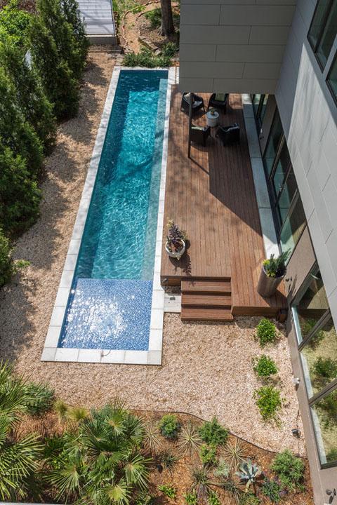 Rumah+Minimalis+Dengan+Kolam+Renang+3 Rumah Minimalis Dengan Kolam Renang Mungil, Kenapa Tidak?