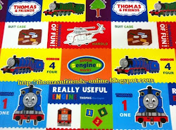 Thomas and friends eva Mat
