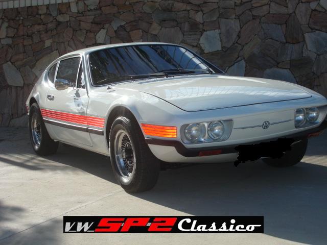 Volkswagen SP2 1976 - branco polar_04