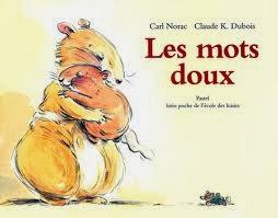http://itzamna-librairie.blogspot.fr/2014/02/les-mots-doux-carl-norac-ill-claude-k.html