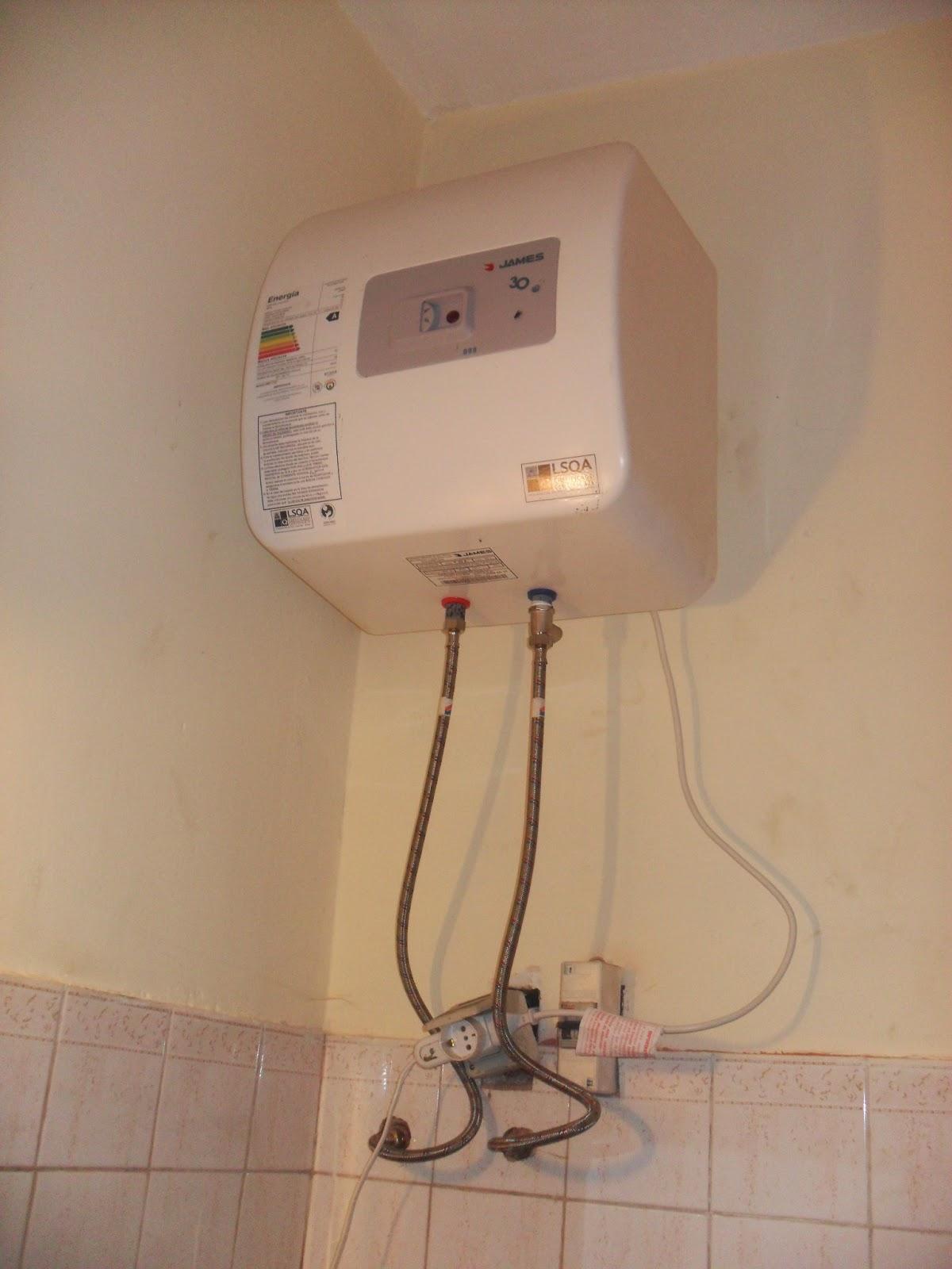 Construyendo el mundo a ducharse for Como instalar una terma electrica