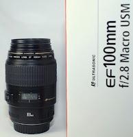 harga Jual Canon 100mm f2.8 - Lensa Macro Bekas