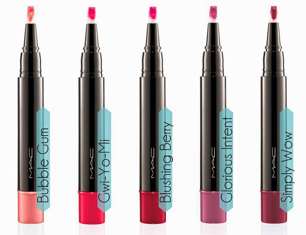 MAC Moody Blooms Sheen Supreme Lipglass Tints — a Modern Mrs.
