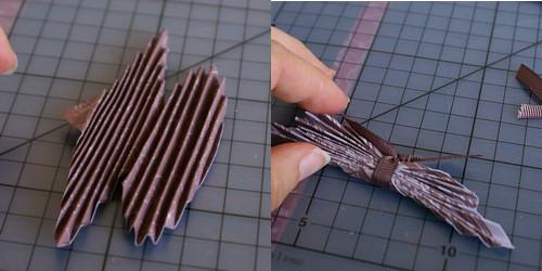 cara membuat kupu-kupu kertas yang cantik