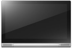 Lenovo YOGA Tablet 2 Pro (front)