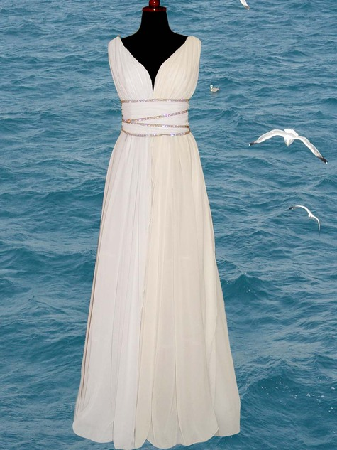 Anointed creations wedding and event planning april 2011 for Greece style wedding dresses